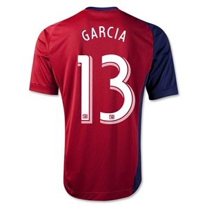 Real Salt Lake 2013 GARCIA Home Soccer Jersey