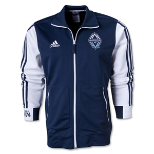 Vancouver Whitecaps Ultimate MLS Track Jacket