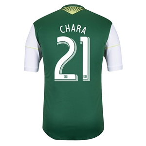 Portland Timbers 2014 CHARA Authentic Primary Soccer Jersey
