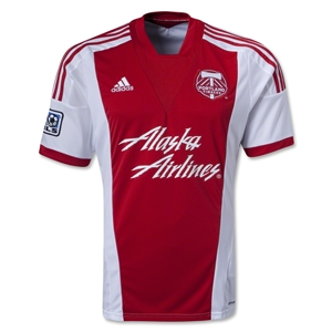 Portland Timbers 2013 Secondary Soccer Jersey