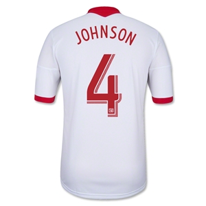 Portland Timbers 2013 JOHNSON Secondary Soccer Jersey