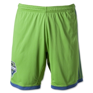 Seattle Sounders FC 2013 Authentic Primary Soccer Short