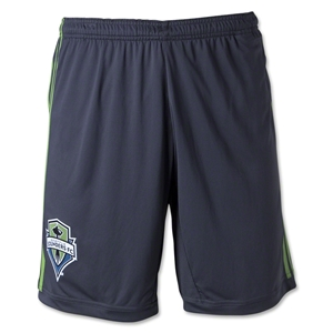 Seattle Sounders FC 2013 Authentic Secondary Soccer Short