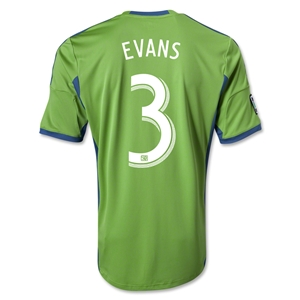 Seattle Sounders FC 2013 EVANS Primary Soccer Jersey