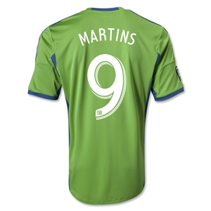 Seattle Sounders FC 2014 MARTINS Primary Soccer Jersey