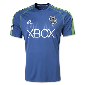 Seattle Sounders FC Pregame Jersey