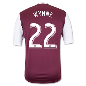Colorado Rapids 2013 WYNNE Primary Soccer Jersey