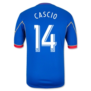 Colorado Rapids 2013 CASCIO Secondary Soccer Jersey