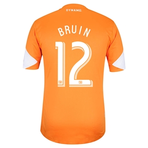 Houston Dynamo 2014 BRUIN Authentic Primary Soccer Jersey