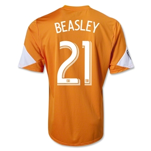 Houston Dynamo 2014 BEASLEY Primary Soccer Jersey