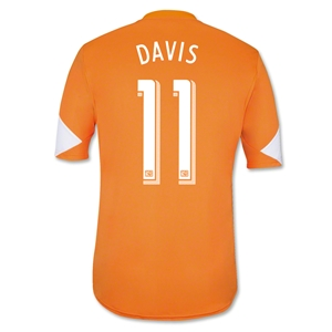 Houston Dynamo 2013 DAVIS Primary Soccer Jersey