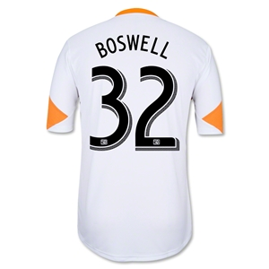 Houston Dynamo 2013 BOSWELL Secondary Soccer Jersey