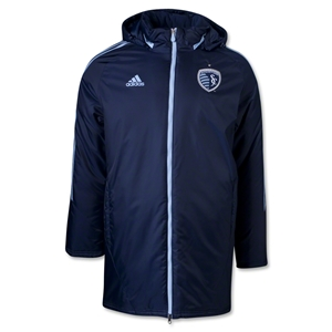 Sporting KC Stadium Jacket