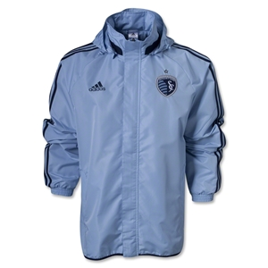 Sporting KC Rain Jacket
