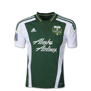 Portland Timbers 2014 Primary Youth Soccer Jersey