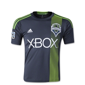 Seattle Sounders FC 2014 Secondary Youth Soccer Jersey