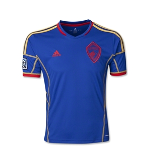 Colorado Rapids 2013 Secondary Youth Soccer Jersey