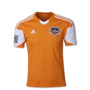 Houston Dynamo 2014 Primary Youth Soccer Jersey
