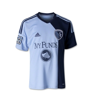Sporting KC 2014 Primary Youth Soccer Jersey