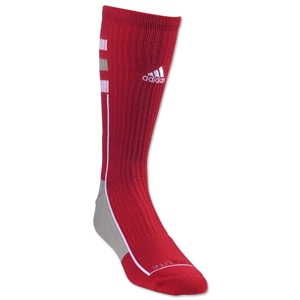 adidas Team Speed Crew Sock (Sc/Wh)