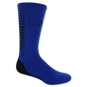 adidas Team Speed Vertical Crew Sock (Roy/Blk)