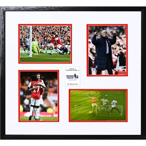 Arsenal A Walc in the Park Medium Frame
