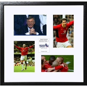 Manchester United Captain Fantastic Small Frame