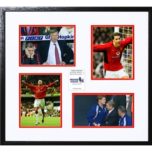 Manchester United Captain Fantastic Medium Frame