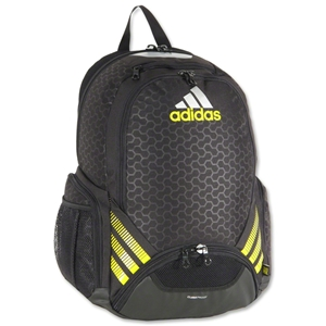 adidas Team Speed Backpack (Blk/Yellow)
