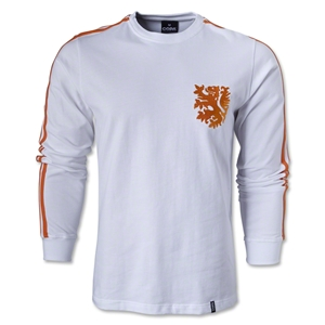 Holland 1974 LS Away Soccer Jersey