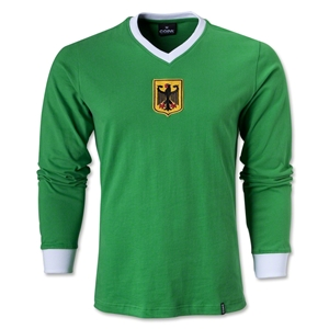 Germany 70's LS Away Soccer Jersey