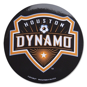 Houston Dynamo 5 x 6 Die Cut Magnet