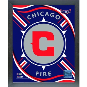 Chicago Fire 11x14 Sport Frame