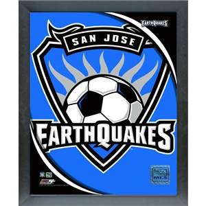 San Jose Earthquakes 11x14 Sport Frame