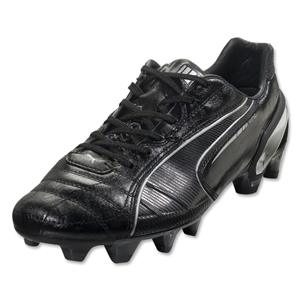 PUMA King FG (Black/PUMA Silver)