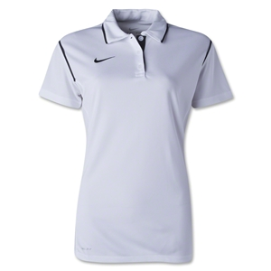 Nike Women's Gung-Ho Polo (White)