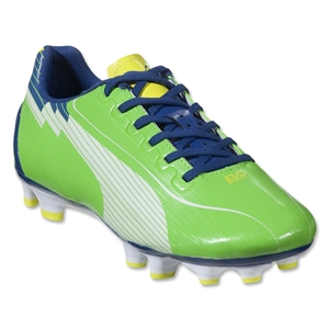 PUMA evoSpeed 4 FG Women's (Jasmine Green/White)