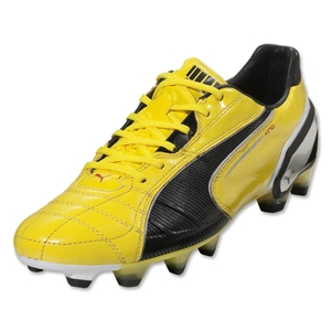 PUMA King FG (Blazing Yellow/Black)