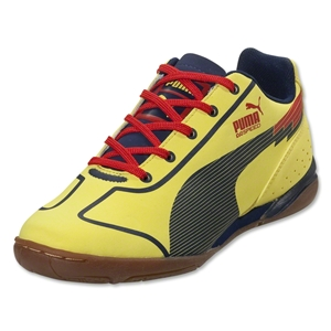 PUMA evoSpeed Star Junior (Blazing Yellow/Medieval Blue)