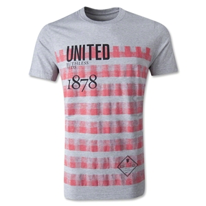 Manchester United Ruthless Reds T-Shirt