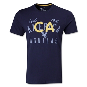 Club America Core Plus T-Shirt