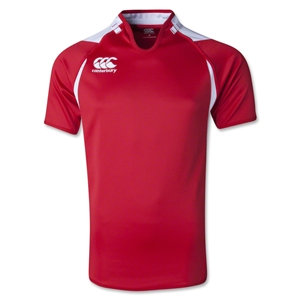 Canterbury Challenge Rugby Jersey (Red/White)