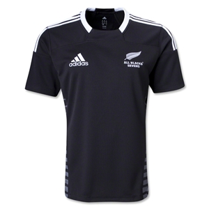 All Blacks 2013 Sevens SS Rugby Jersey