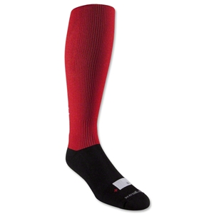 Canterbury CCC Performance Rugby Sock (Red)