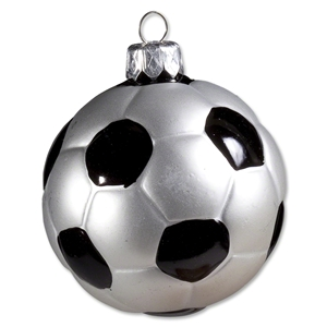 Set of 4 Soccer Ball Ornaments