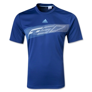 adidas F50 Poly T-Shirt 13 (Navy)