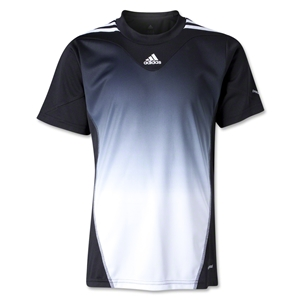 adidas Youth Predator Training Jersey (Blk/Wht)