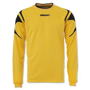 Uhlsport Leo Goalkeeper Shirt (Yellow)
