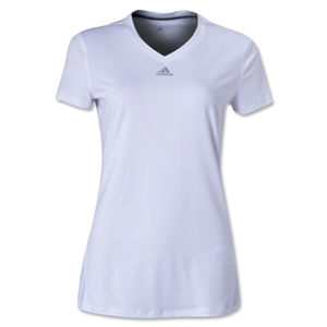 adidas Women's TechFit Training Top (White)