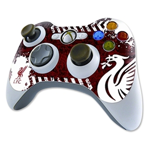 Liverpool Soccer XBOX 360 Controller Skin